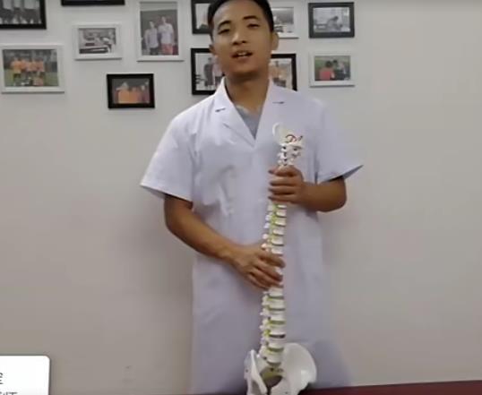 中医正骨整骨手法富贵包教学讲座视频